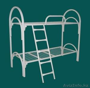 Армейские металлические кровати, кровати для рабочих, кровати для строителей. - Изображение #1, Объявление #1424161