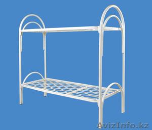 Армейские металлические кровати, кровати для рабочих, кровати для строителей. - Изображение #2, Объявление #1424161