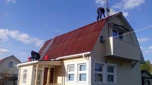 Кровельные работы ремонт крыш профессионалами - Изображение #2, Объявление #1659460
