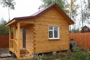 Построим бани из блока, сруба и бруса. - Изображение #4, Объявление #1659470