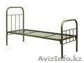 Кровати металлические с ДСП спинками для санаториев, кровати для больниц, дёшево - Изображение #4, Объявление #1415378