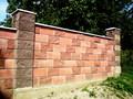 Строим забор из кирпича и блока под ключ. - Изображение #4, Объявление #1659469